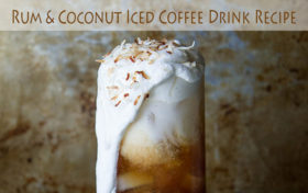 Rum Iced Coffee Recipe