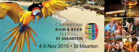 Get To St. Maarten for the 2016 Caribbean Rum & Beer Festival