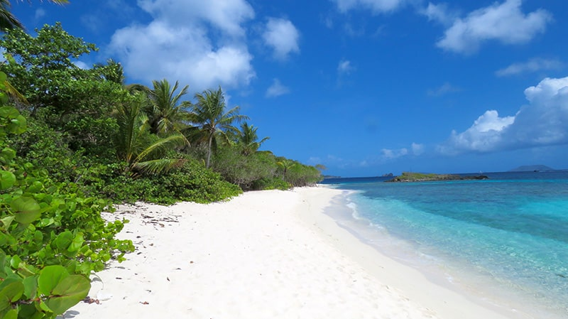 Denis Beach St. John USVI