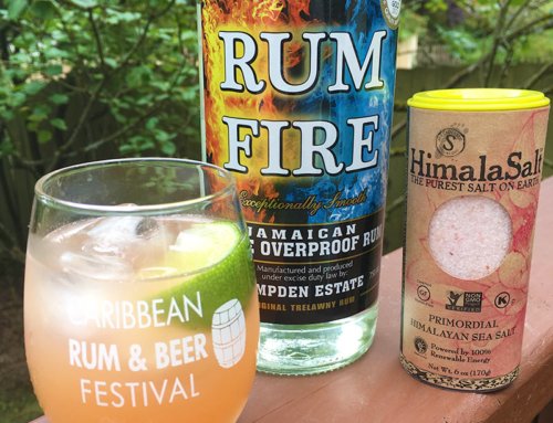 Take A Sip Of The Potcake: A Rum Fire Drink Recipe