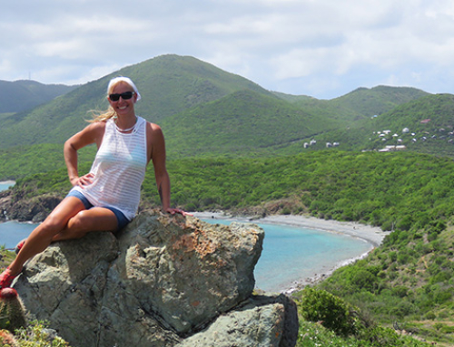 The Journey, The Climb, The Reward – Ram Head, St. John