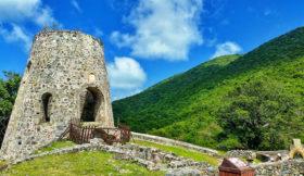 Annaberg Ruins St John