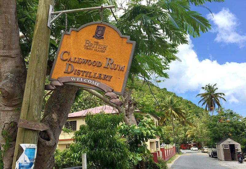 Step Back In Time With the Callwood Rum Distillery In The BVI