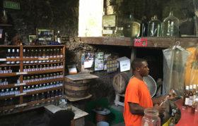 Callwood rum distillery BVI