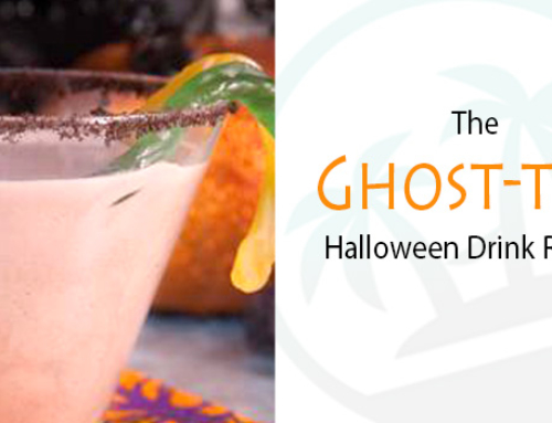 The Chilling Ghost-tini Halloween Rum Recipe