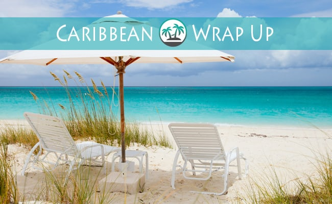 Caribbean Weekly Wrap Up: Antigua, St. Lucia and Beach Bars