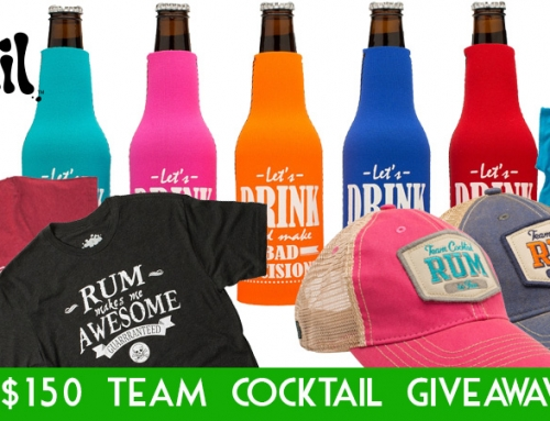 Team Cocktail Keep The Summer Going Giveaway