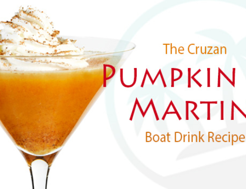 The Pumpkin Pie Martini – A Dessert You Can Sip!