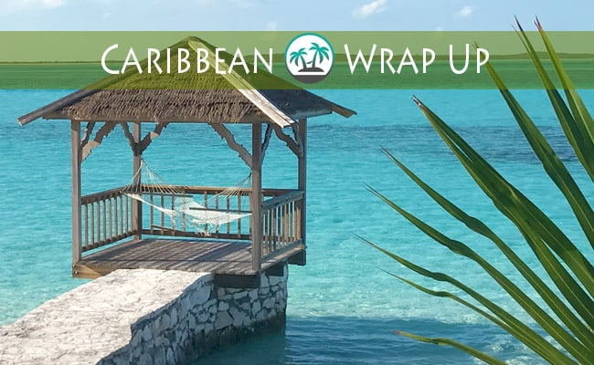 Caribbean Weekly Wrap Up: Beaches, Anegada Lobster, Blue Lagoons and More!