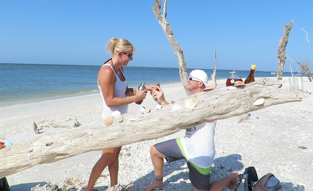 The Proposal on Cayo Costa