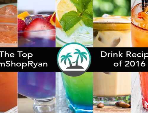 Top RumShopRyan Drink Recipes of 2016