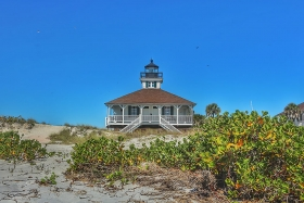 Boca Grande Lighthouse Florida Gasparilla Island