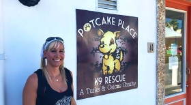 Potcake Place Turks and Caicos Dog Rescue Animal Shelter