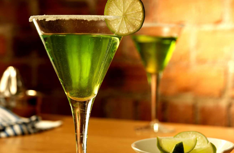 St Patricks Day drink