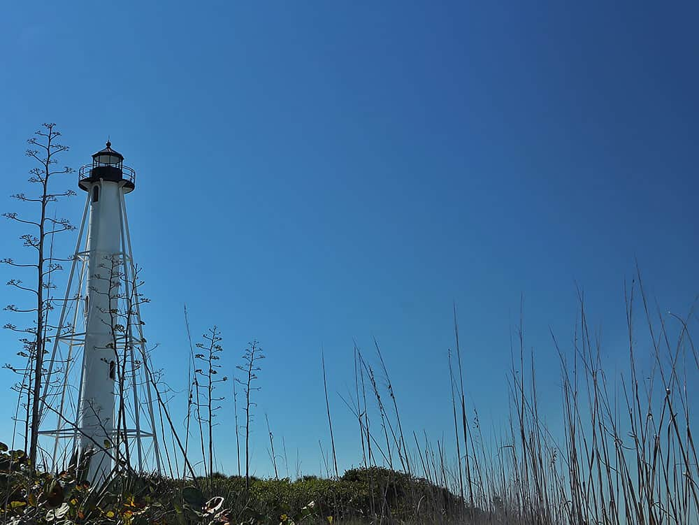 Gasparilla Island Lighthouse Florida Boca Grande