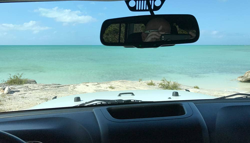 Jeep Life Turks and Caicos