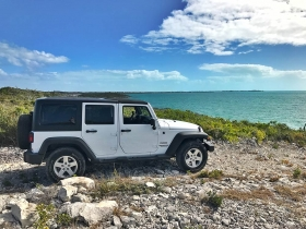 Turks and Caicos Providenciales exploring