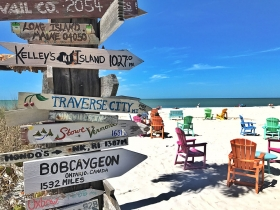 South Beach Bar and Grill Florida Boca Grande Gasparilla Island