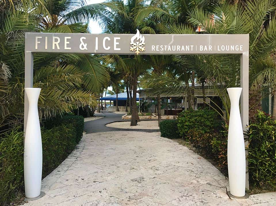 Fire and Ice Restaurant