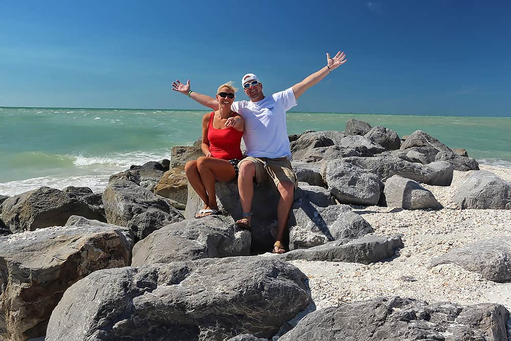 Beach Boca Grand Florida Gasparilla Island