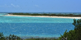 Dry Tortugas, Bush Key, Long Key, Fort Jefferson