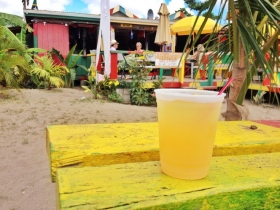 Nevis killer bee drink recipe