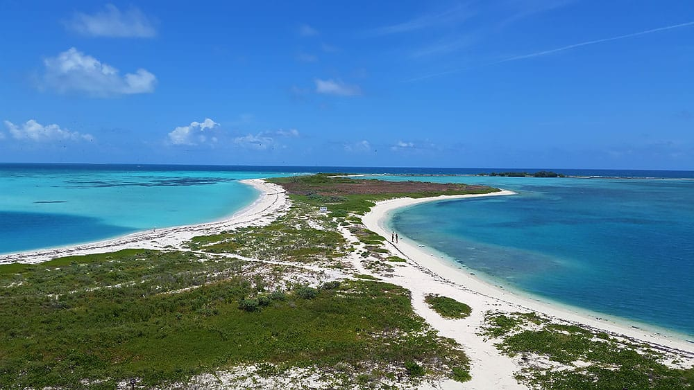 Dry Tortugas, Fort Jefferson,