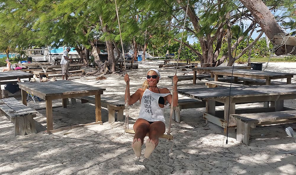Chat N' Chill, Beach Bar, Exumas, Stocking Island