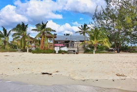 Beach Bar, Chat N' Chill, Exuma, Stocking Island