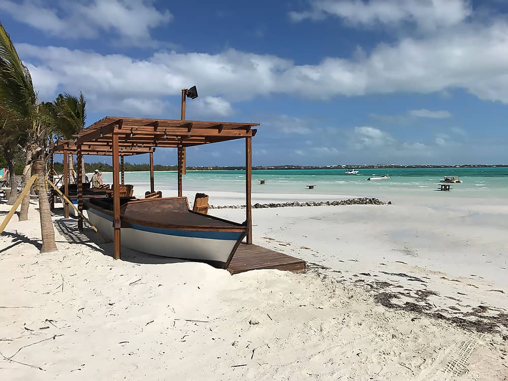 Bugaloo's Conch Crawl, Turks and Caicos, Providenciales