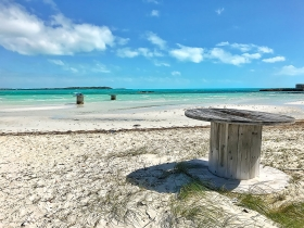 Bugaloo's Conch Crawl, Turks and Caicos, Providenciales, Restaurant, Beach Bar