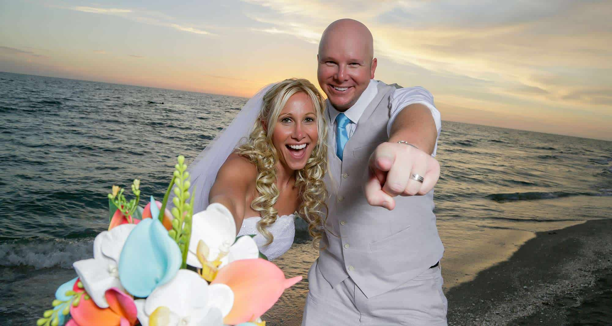 Rumshopryan beach wedding