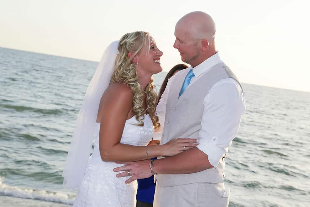 Wedding, Beach Wedding, Sunset Wedding, Captiva Island, Florida