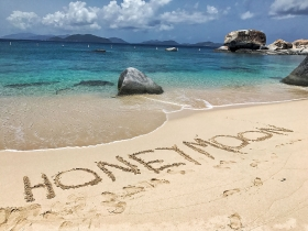 Honeymoon, British Virgin Islands, Virgin Gorda