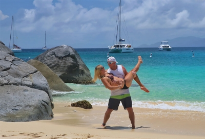 Virgin Gorda, Honeymoon, British Virgin Islands