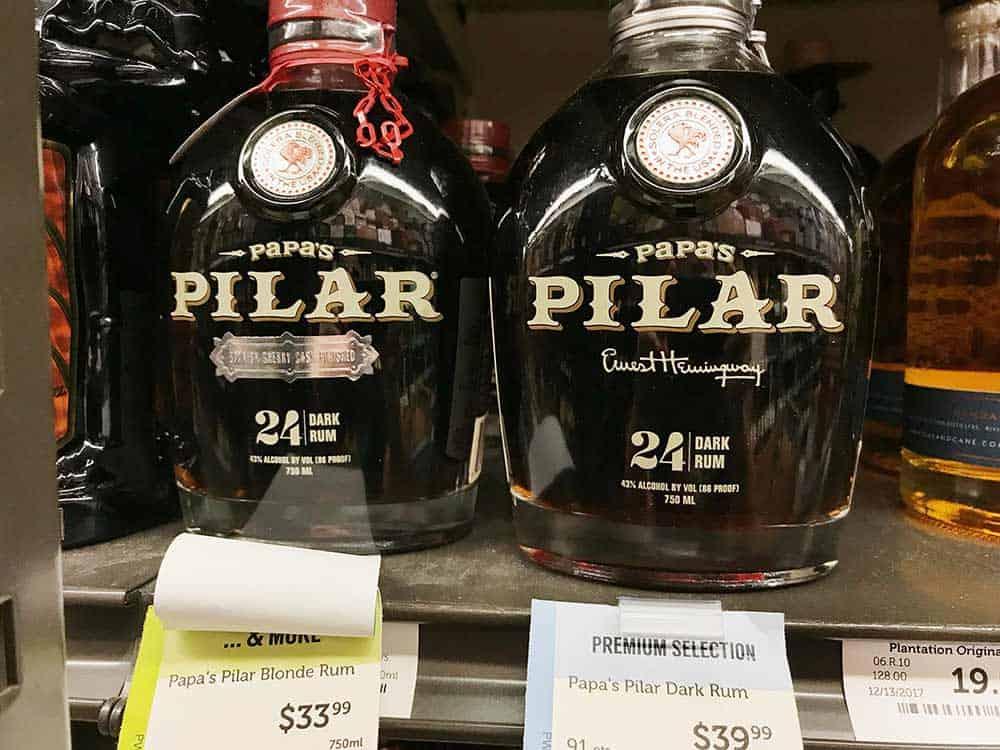 Pilar rum gifts