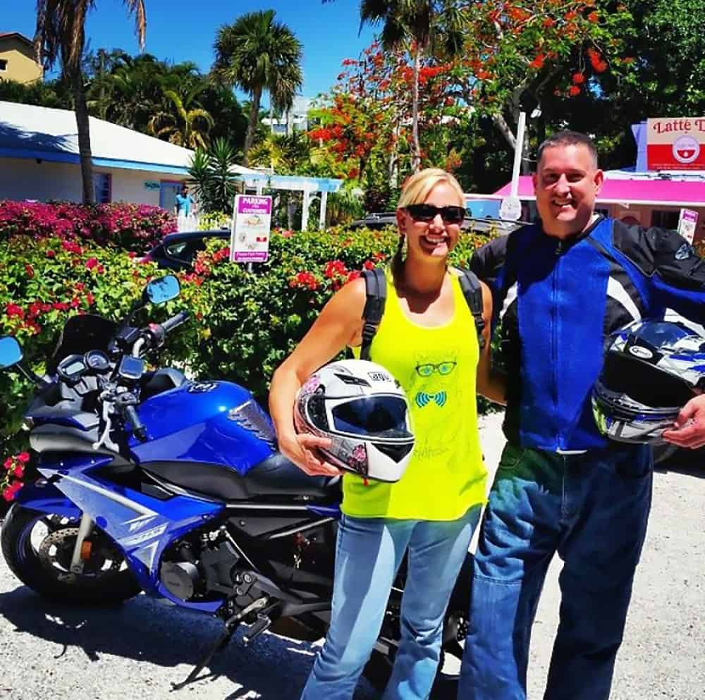 Captiva Island, Motorcycle