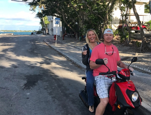 Bouncing Around Key West On Our Hog…Well Sort Of