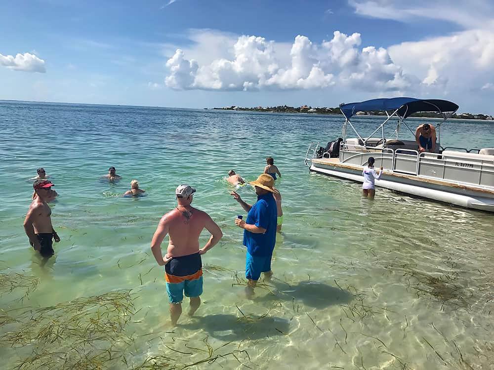 Cayo Costa, Jensen's Marina, Captiva Island