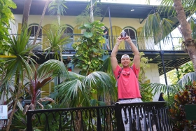 Papas Pilar and Hemingway House