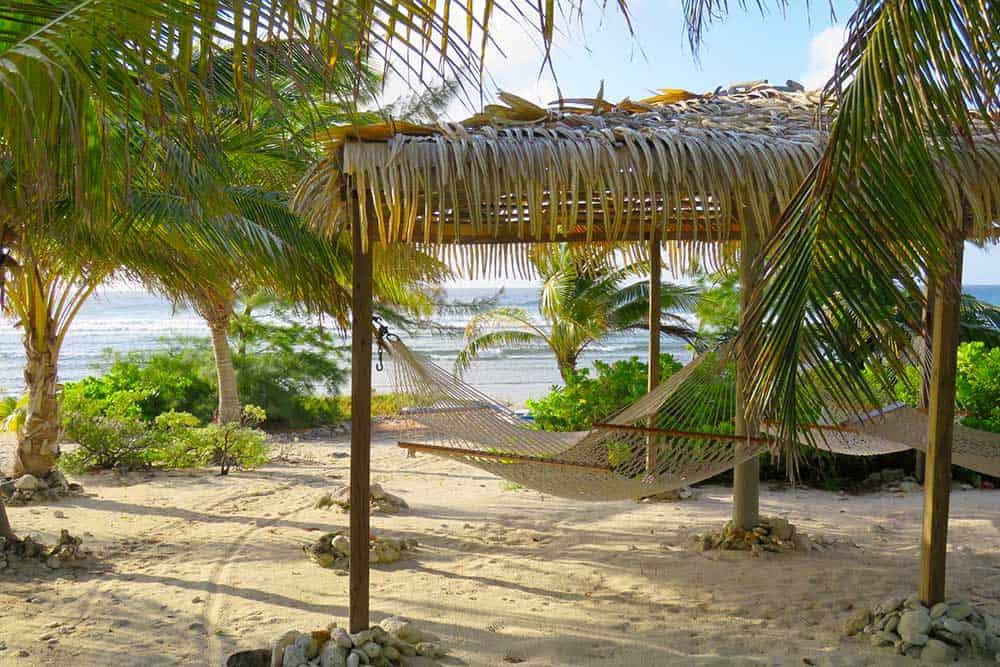 Hammocks at Pirates Point Resort