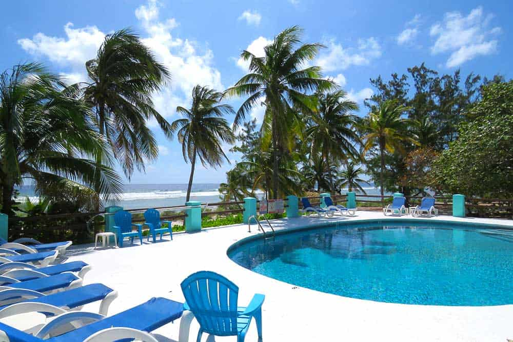 Pirates Point Resort Little Cayman Pool