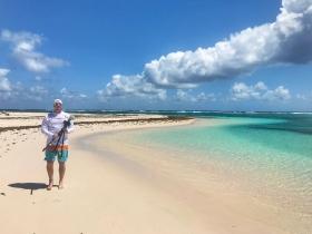 Point Of Sand, Little Cayman, Cayman Islands, Beach