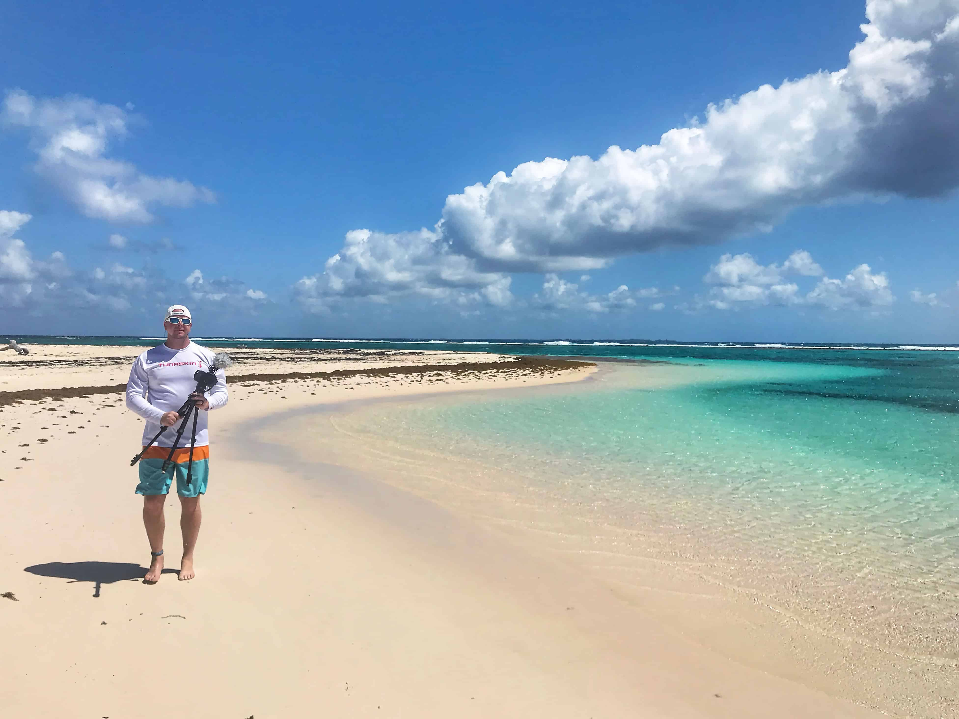 Point Of Sand, Little Cayman, Cayman Islands, Beach