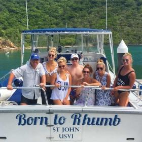 St. John Boat Charter For sale