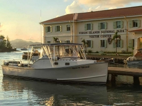 St. John Boat Charter For sale