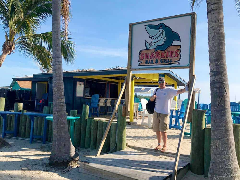 Sharkies Big Game club Bimini