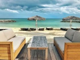 Palm Cay Marina Beach