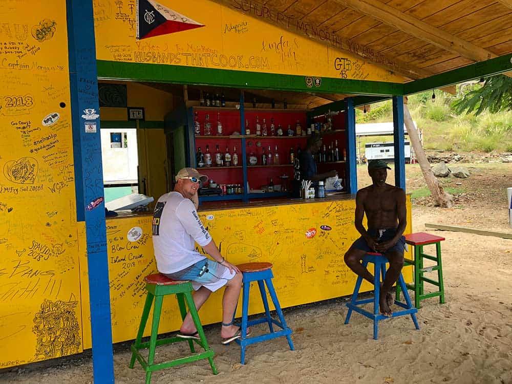 B Line Beach Bar