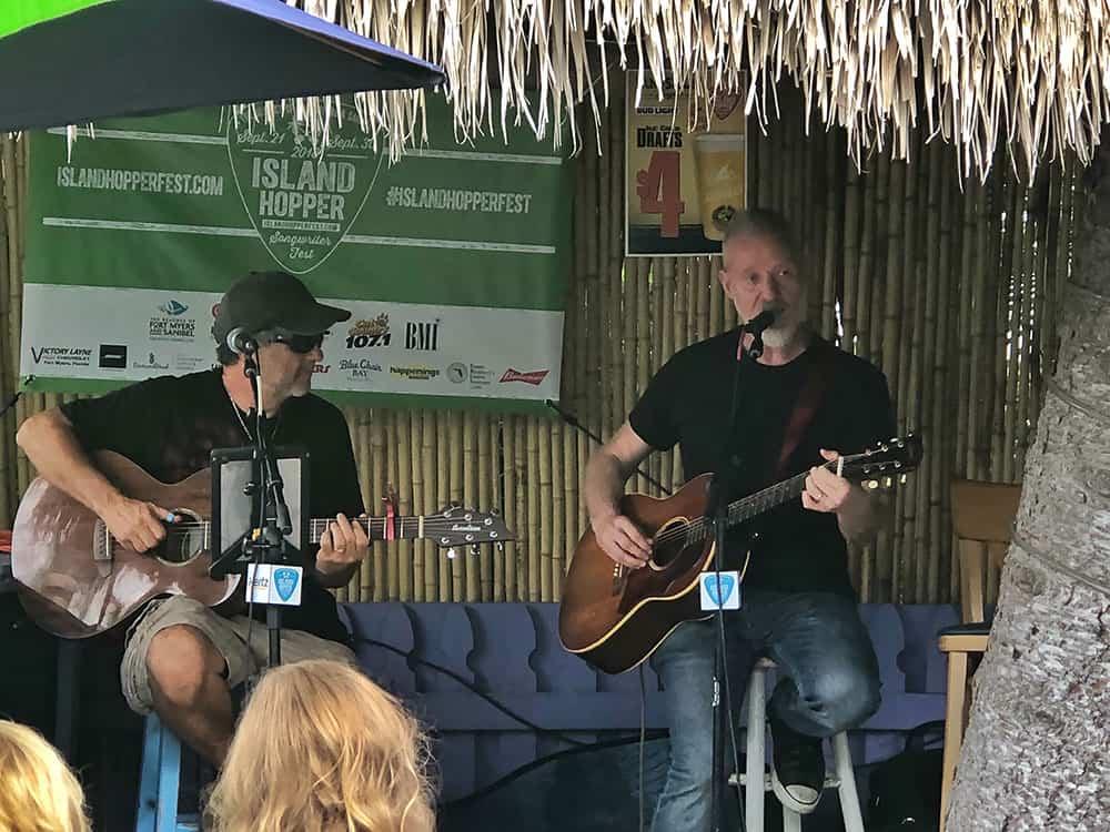 Captiva Island, Island Hopper Songwriter Fest